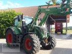 Traktor des Typs Fendt 724 Vario mit Frontlader in Pollenfeld