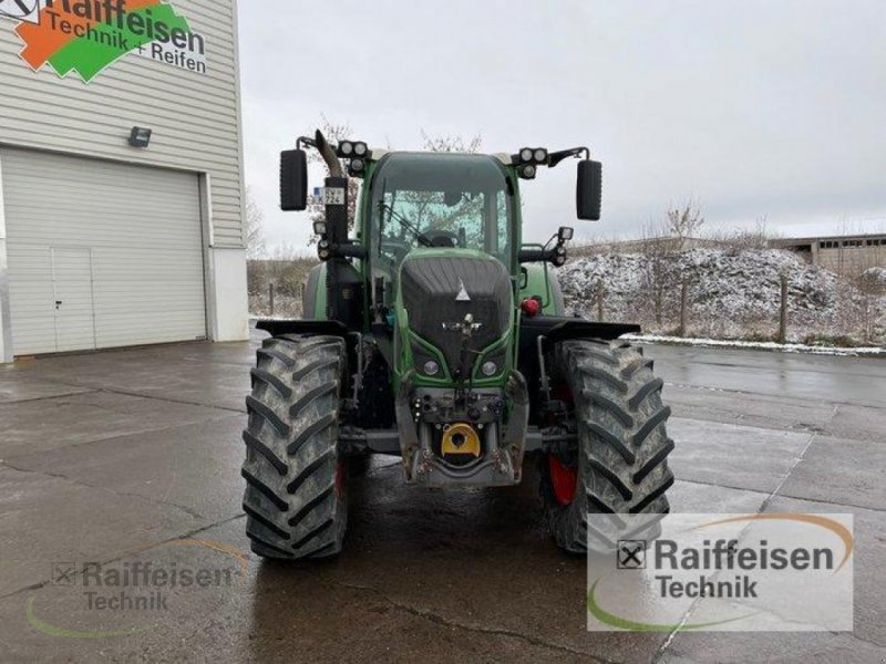 Traktor des Typs Fendt 724 Vario Power, Gebrauchtmaschine in Ebeleben (Bild 4)