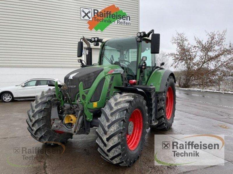 Traktor des Typs Fendt 724 Vario Power, Gebrauchtmaschine in Ebeleben (Bild 1)