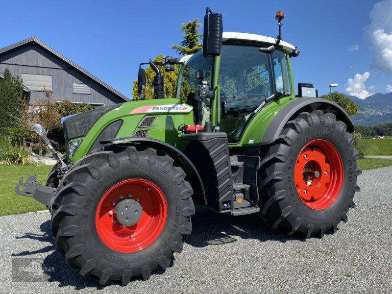 Traktor типа Fendt 724 Vario Profi+, Gebrauchtmaschine в Rankweil (Фотография 1)