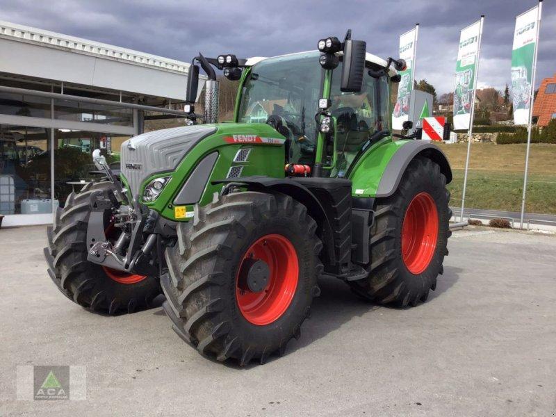 Traktor des Typs Fendt 724 Vario Profi+, Vorführmaschine in Markt Hartmannsdorf (Bild 1)