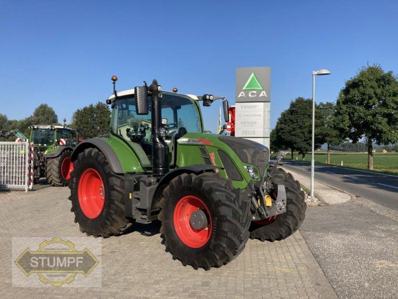 Traktor des Typs Fendt 724 Vario Profi+, Gebrauchtmaschine in Grafenstein (Bild 1)