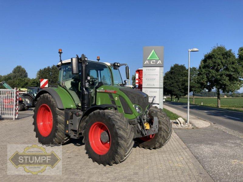 Traktor des Typs Fendt 724 Vario Profi+, Vorführmaschine in Grafenstein (Bild 1)