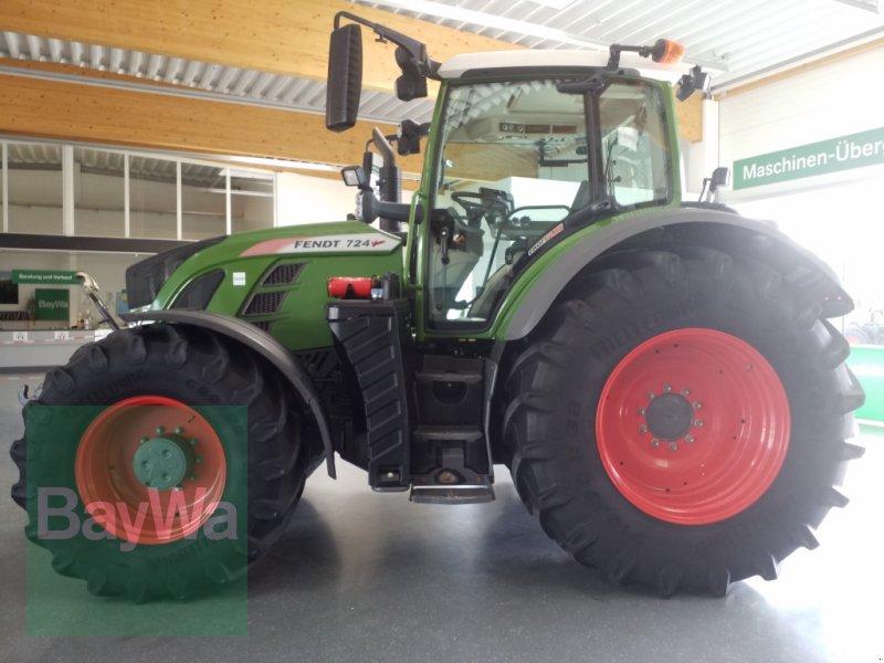 Traktor des Typs Fendt 724 Vario Profi Plus + Garantie + RTK Spurführung, Gebrauchtmaschine in Bamberg (Bild 2)