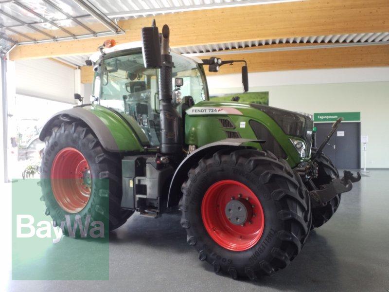Traktor des Typs Fendt 724 Vario Profi Plus + Garantie + RTK Spurführung, Gebrauchtmaschine in Bamberg (Bild 3)