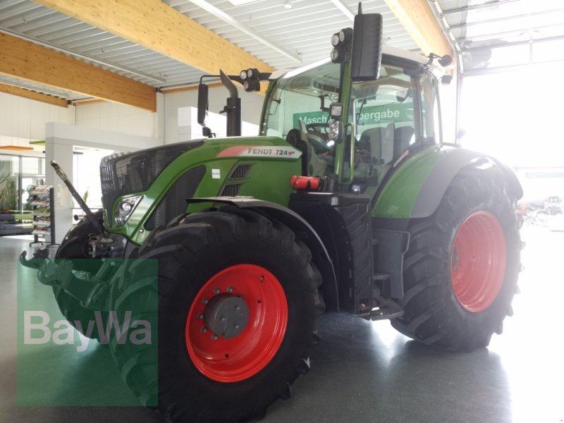 Traktor des Typs Fendt 724 Vario Profi Plus + Garantie, Gebrauchtmaschine in Bamberg (Bild 1)