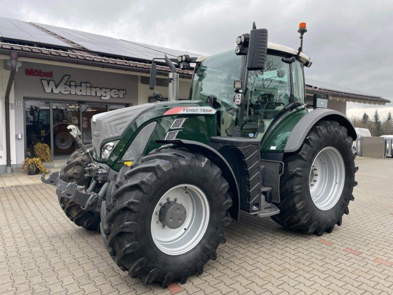 Traktor a típus Fendt 724 Vario Profi Plus RTK Unfall, Gebrauchtmaschine ekkor: Neureichenau (Kép 1)