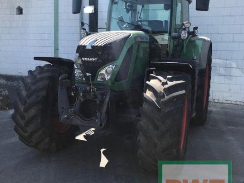 Traktor des Typs Fendt 724 Vario Profi Plus, Gebrauchtmaschine in Lorsch (Bild 1)