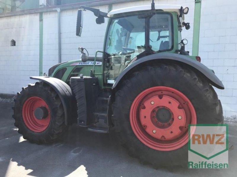 Traktor des Typs Fendt 724 Vario Profi Plus, Gebrauchtmaschine in Lorsch (Bild 2)