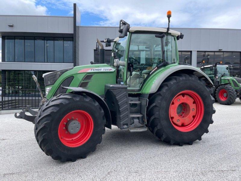 Traktor типа Fendt 724 Vario Profi Plus, Gebrauchtmaschine в Holten (Фотография 1)