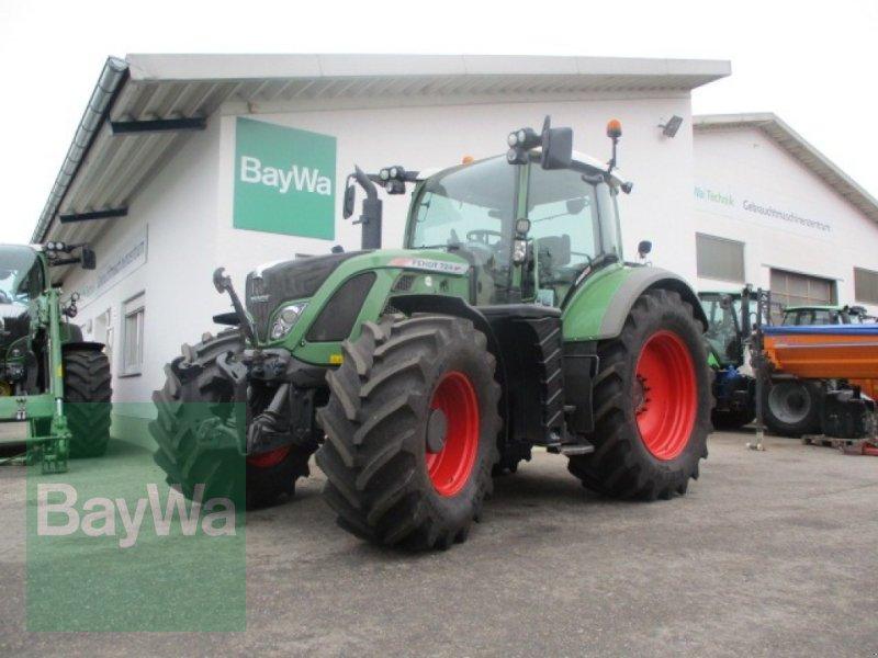 Traktor des Typs Fendt 724 Vario Profi Plus, Gebrauchtmaschine in Schönau b.Tuntenhausen (Bild 1)