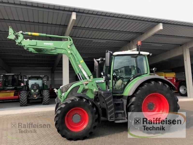 Traktor des Typs Fendt 724 Vario Profi Plus, Gebrauchtmaschine in Petersberg (Bild 1)