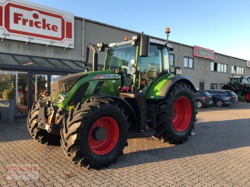 Traktor des Typs Fendt 724 Vario Profi Plus, Gebrauchtmaschine in Demmin (Bild 1)