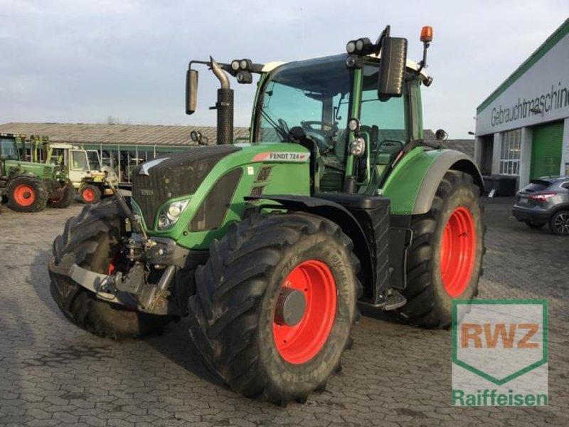Traktor des Typs Fendt 724 Vario Profi Plus, Gebrauchtmaschine in Kruft (Bild 15)