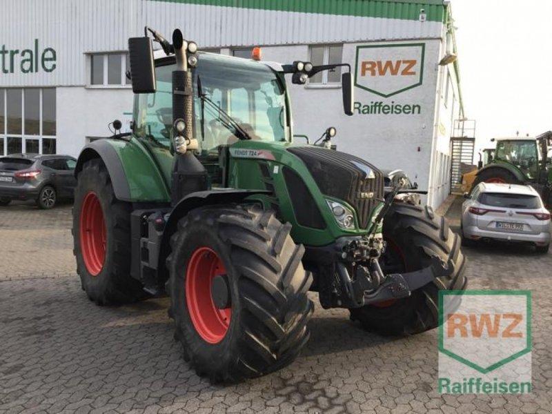Traktor des Typs Fendt 724 Vario Profi Plus, Gebrauchtmaschine in Kruft (Bild 1)