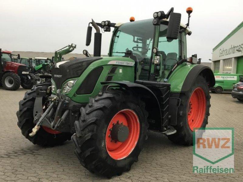Traktor des Typs Fendt 724 Vario Profi Plus, Gebrauchtmaschine in Kruft (Bild 5)