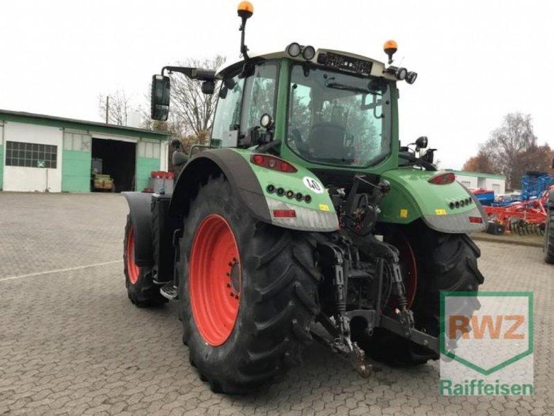 Traktor des Typs Fendt 724 Vario Profi Plus, Gebrauchtmaschine in Kruft (Bild 7)