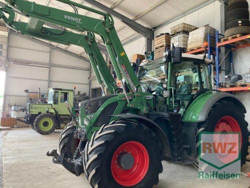 Traktor des Typs Fendt 724 Vario Profi SCR, Gebrauchtmaschine in Bornheim-Roisdorf (Bild 1)
