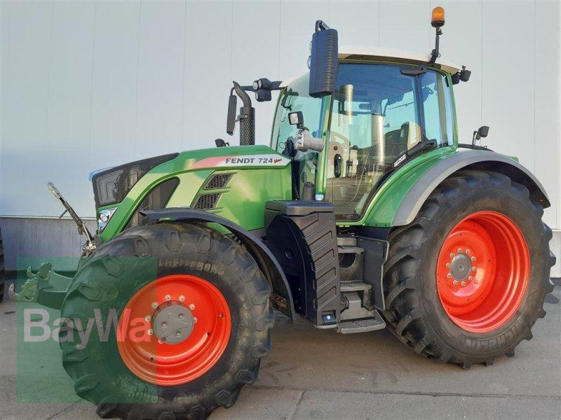 Traktor des Typs Fendt 724 Vario Profi, Gebrauchtmaschine in Ditzingen - Heimerdingen (Bild 1)