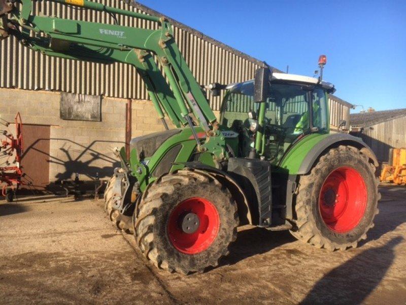 Traktor tip Fendt 724 Vario Profi, Gebrauchtmaschine in Grantham (Poză 1)