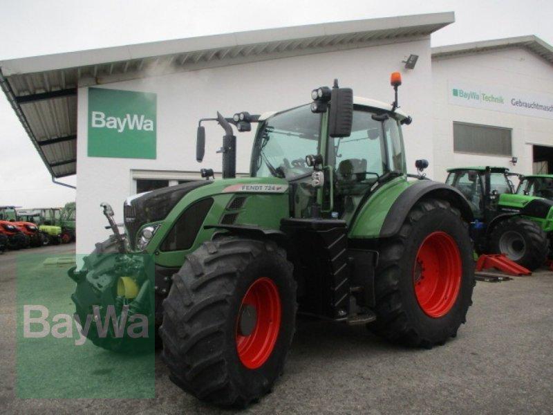 Traktor des Typs Fendt 724 Vario Profi, Gebrauchtmaschine in Schönau b.Tuntenhausen (Bild 1)