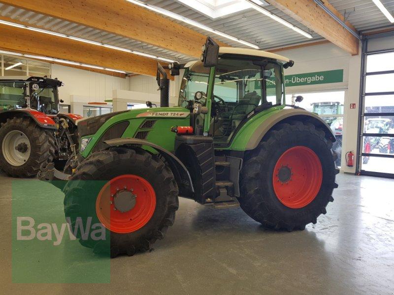 Traktor des Typs Fendt 724 Vario Profi, Gebrauchtmaschine in Bamberg (Bild 1)