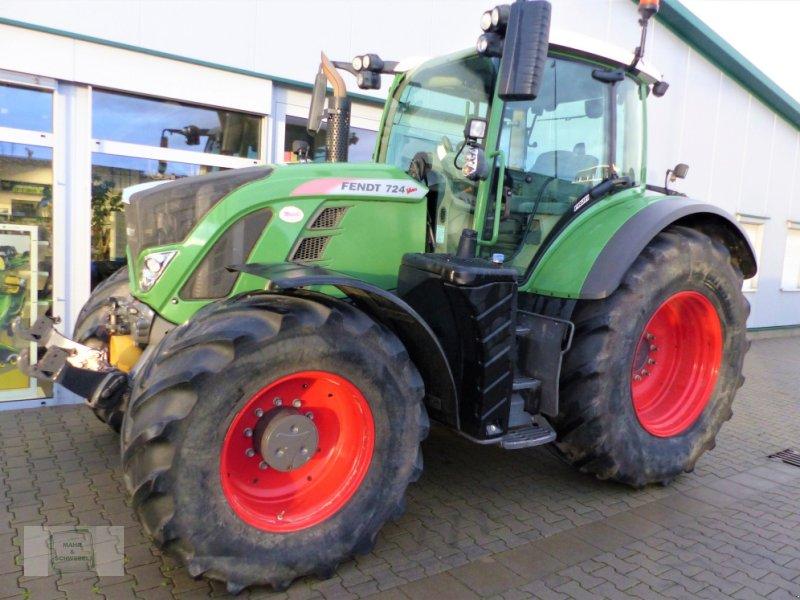 Traktor des Typs Fendt 724 Vario Profi, Gebrauchtmaschine in Gross-Bieberau (Bild 1)