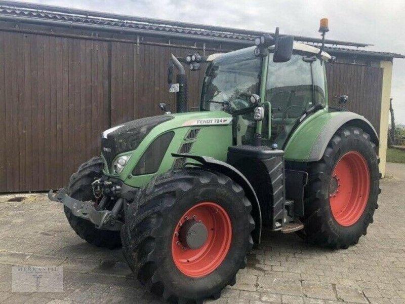 Traktor des Typs Fendt 724 Vario Profi, Gebrauchtmaschine in Pragsdorf (Bild 1)