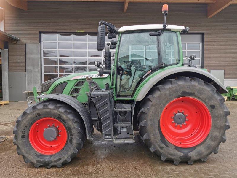 Traktor des Typs Fendt 724 Vario Profi, Gebrauchtmaschine in Donaueschingen (Bild 2)