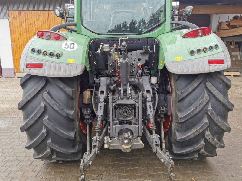 Traktor des Typs Fendt 724 Vario Profi, Gebrauchtmaschine in Donaueschingen (Bild 5)