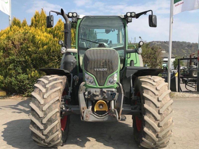 Traktor des Typs Fendt 724 Vario Profi, Gebrauchtmaschine in Linsengericht-Altenh (Bild 3)