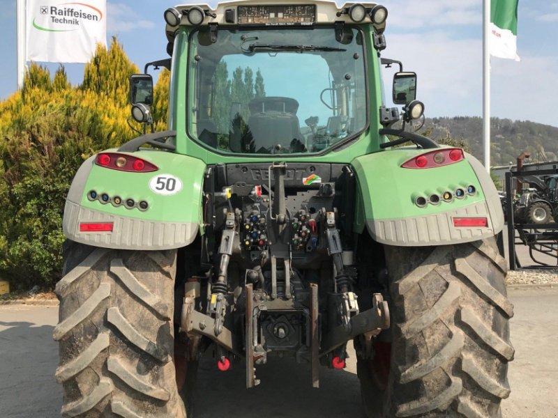 Traktor des Typs Fendt 724 Vario Profi, Gebrauchtmaschine in Linsengericht-Altenh (Bild 4)