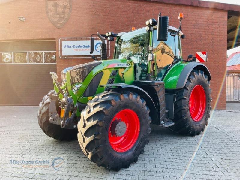 Traktor tipa Fendt 724 Vario ProfiPlus S4 ! FH & FZW ! ! GPS RTK !, Gebrauchtmaschine u Niedersachsen - Haren (Ems) (Slika 1)