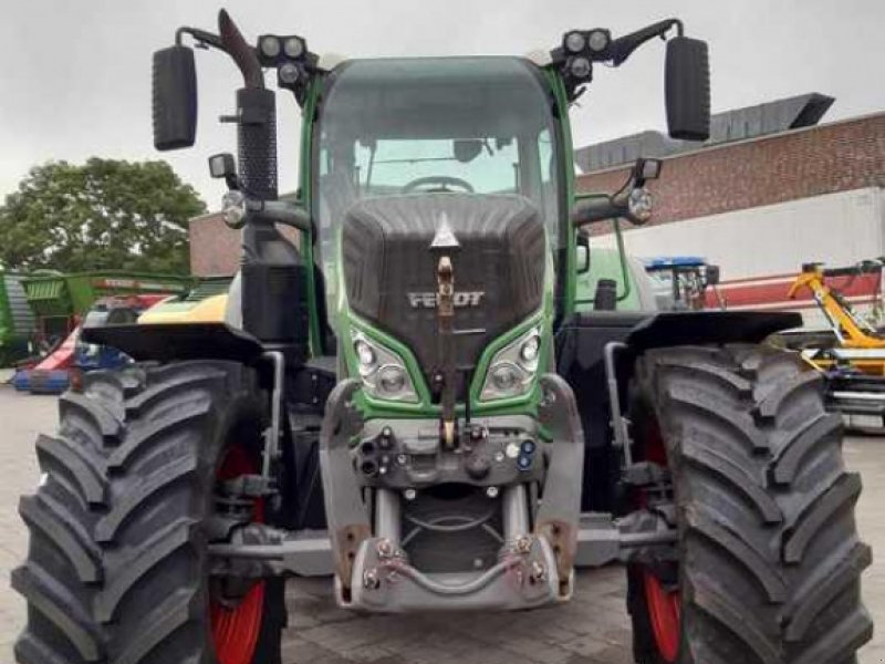 Traktor des Typs Fendt 724 Vario ProfiPlus, Gebrauchtmaschine in Husum (Bild 1)