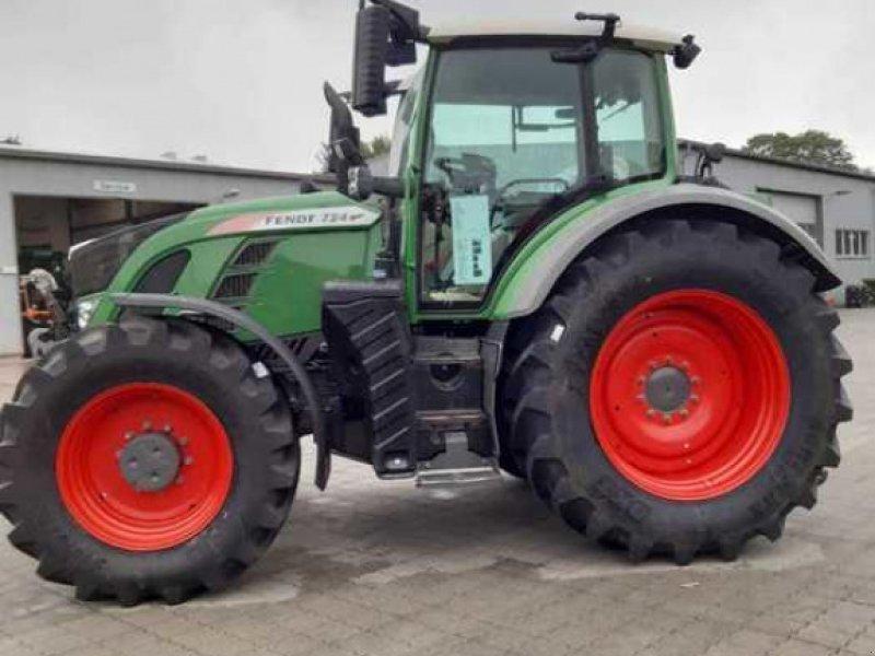 Traktor des Typs Fendt 724 Vario ProfiPlus, Gebrauchtmaschine in Husum (Bild 2)