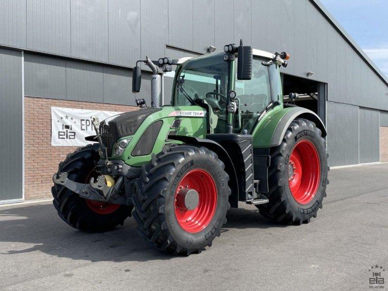 Traktor typu Fendt 724 Vario ProfiPlus, Gebrauchtmaschine v Leende (Obrázok 1)