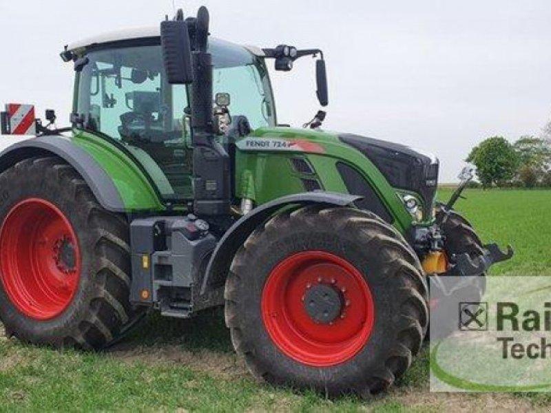 Traktor des Typs Fendt 724 Vario S 4 ProfiPlus, Gebrauchtmaschine in Husum (Bild 2)