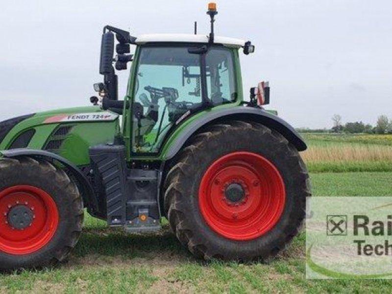 Traktor des Typs Fendt 724 Vario S 4 ProfiPlus, Gebrauchtmaschine in Husum (Bild 5)
