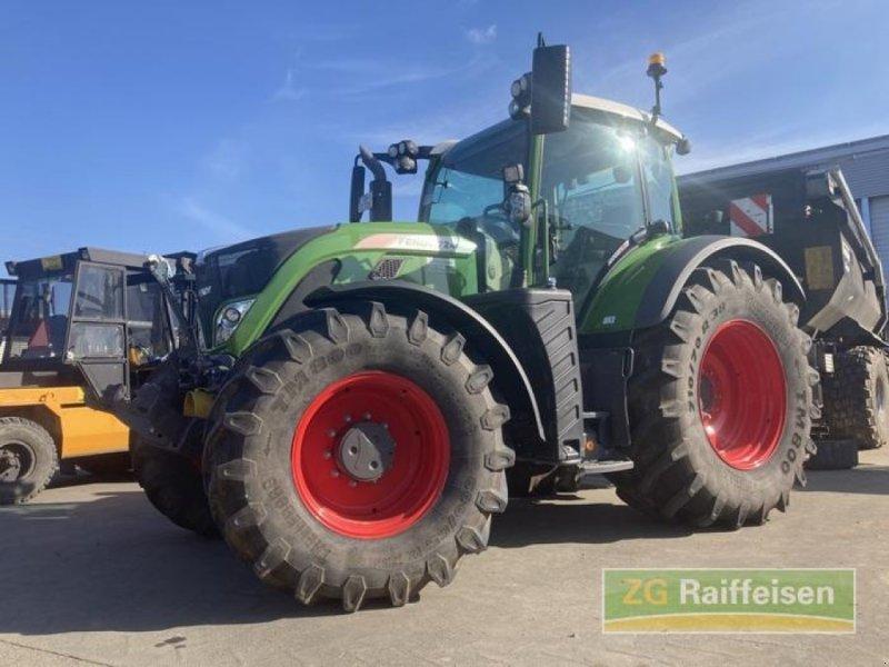 Traktor a típus Fendt 724 Vario S4 (174 kW) -, Gebrauchtmaschine ekkor: Tauberbischofheim (Kép 1)