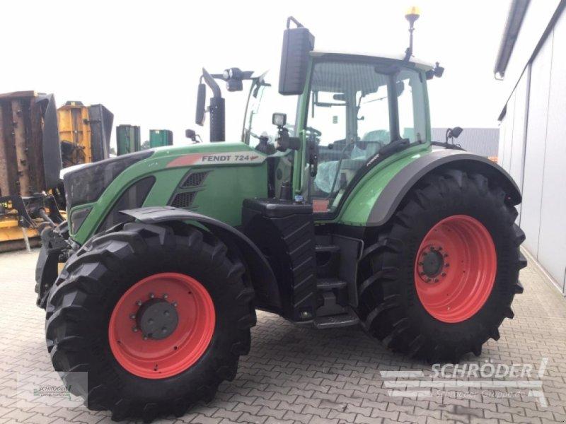 Traktor des Typs Fendt 724 Vario S4 Power, Gebrauchtmaschine in Holdorf (Bild 4)