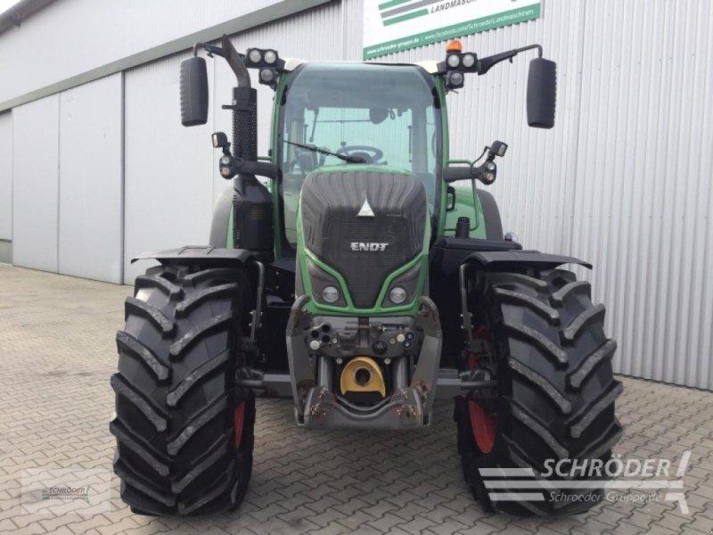 Traktor des Typs Fendt 724 Vario S4 Power, Gebrauchtmaschine in Holdorf (Bild 3)