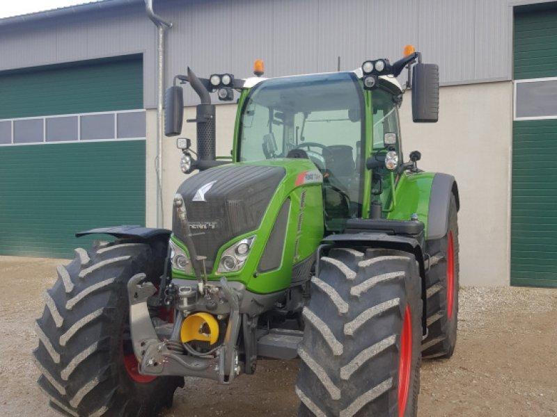 Traktor typu Fendt 724 Vario S4 Profi Plus, Garantie, RTK, Folie, Gebrauchtmaschine w Kelheim (Zdjęcie 1)