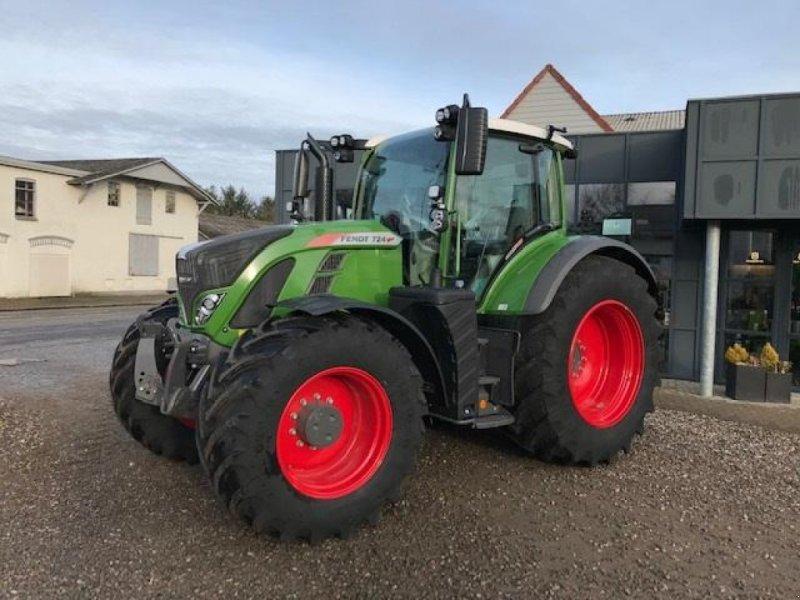Traktor tip Fendt 724 Vario S4 Profi Plus GPS READY - Overgemt Model, Gebrauchtmaschine in Rødekro (Poză 1)