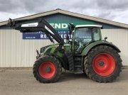 Fendt 724 Vario S4 Profi Plus med F-PTO & FL Quicke 6M Тракторы
