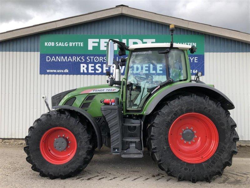 Traktor типа Fendt 724 Vario S4 Profi Plus med F-PTO, Gebrauchtmaschine в Rødekro (Фотография 1)