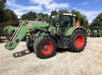 Fendt 724 Vario S4 Profi Plus Med Frontlæsser Traktor