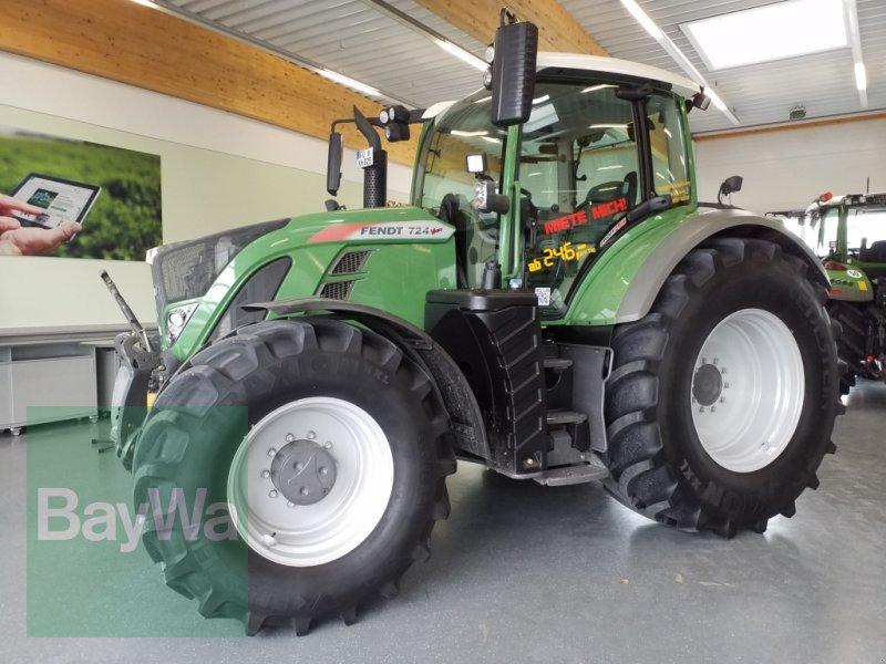 Traktor typu Fendt 724 Vario S4 Profi Plus *Miete ab 246€/Tag* + Garantie, Gebrauchtmaschine v Bamberg (Obrázok 1)