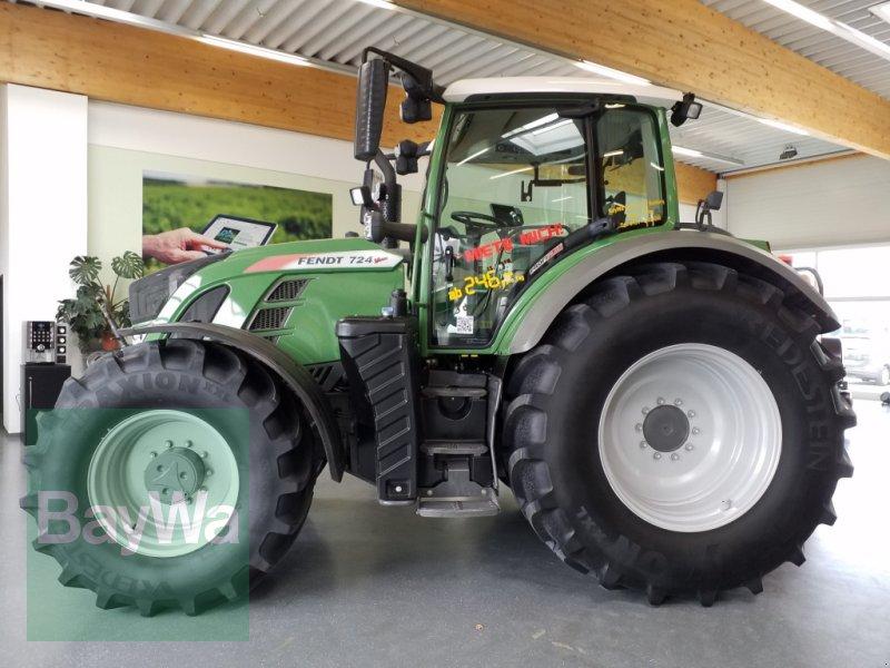 Traktor des Typs Fendt 724 Vario S4 Profi Plus *Miete ab 246€/Tag* + Garantie, Gebrauchtmaschine in Bamberg (Bild 2)