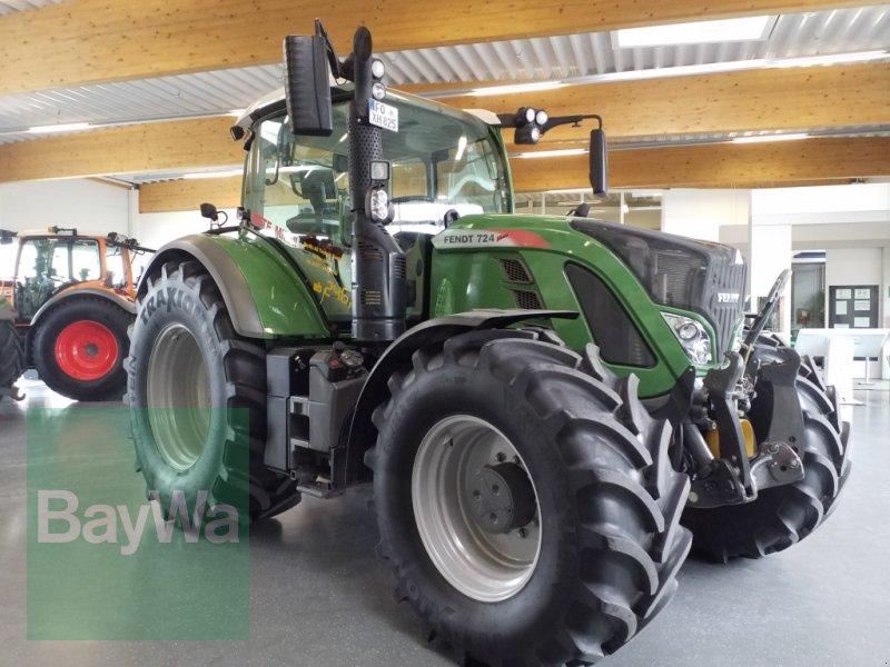 Traktor des Typs Fendt 724 Vario S4 Profi Plus *Miete ab 246€/Tag* + Garantie, Gebrauchtmaschine in Bamberg (Bild 4)