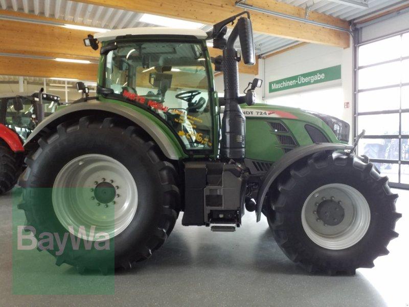 Traktor des Typs Fendt 724 Vario S4 Profi Plus *Miete ab 246€/Tag* + Garantie, Gebrauchtmaschine in Bamberg (Bild 5)